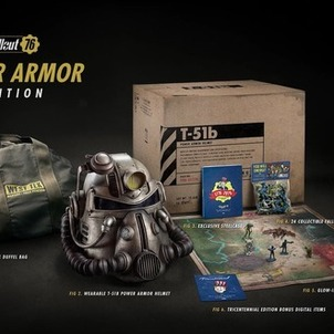 『Fallout 76 Power Armor Edition』特典バッグの交換対応が決定、海外公式Twitterで発表