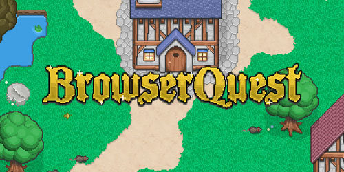 HTML5で作成されたMMOゲーム『BrowserQuest』を紹介します。