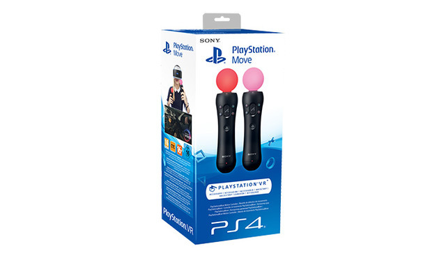 PS VRに最適な「PS Move Controller Twin Pack」が豪限定発売へ