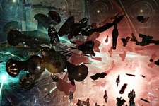 『EVE Online』世界最大のPvP記録が更新、ギネス申請へ―戦争ピーク時の同時参加数6,557名