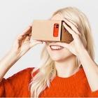 グーグル、ダンボール製VR用ヘッドマウントディスプレイ「Cardboard」向けのアプリストアをオープン SDKも公開 画像