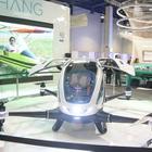 人が乗れる自律型ドローンが登場、操縦席にはタブレット端末が―中国メーカーが開発