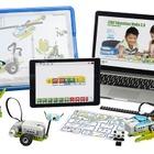 プログラミング可能なレゴブロック教材が4月1日発売、モデル制作や無線技術も学べる 画像