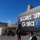 MWCもうすぐ開幕、サムスンがカタルーニャ広場に「Gear VR」特設シアター開設 画像