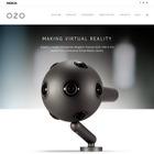 ノキア、5Gとの連携でプロ向けVRカメラ「OZO」を発展へ