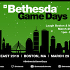 PAX East 2019にて「Bethesda Game Days」が開催予定―Twitch配信では特典ドロップも