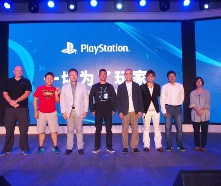 【China Joy 2015】SCEプレスカンファレンスは70作以上のゲームソフトを紹介、「プレイステーション」本気の中国展開 画像