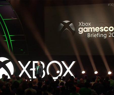 【gamescom 2015】マイクロソフトメディアブリーフィングまとめ 画像