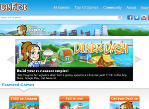 Glu Mobile、『Diner Dash』『Cooking Dash』などを提供するPlayFirstを買収 画像