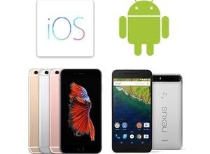 iOSユーザーは、Androidユーザーの倍近く、アプリで買い物をしていた 画像
