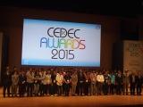 【CEDEC 2105】故・岩田聡氏への追悼も行われるなど、ゲーム業界の歴史観を感じさせたCEDEC Awards 2015 画像