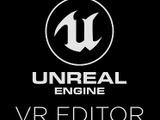 Epic Games、「Unreal Editor」を使用したVR空間内でのゲーム開発デモ映像を公開 画像