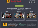 「Rockstar Games Humble Bundle」開始―『GTA』IIIやIVに『Max Payne』シリーズも! 画像