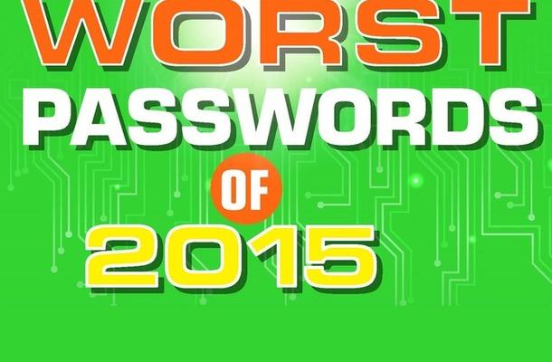 2015年版「最悪のパスワード」ランキング発表―200万以上のパスワードから集計