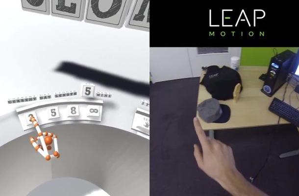 手だけであらゆる操作が可能なVRソフトウェア「Leap Motion Orion」提供開始