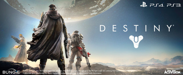 SCEJAは、PS4/PS3ソフト『Destiny』の国内発売を発表しました。