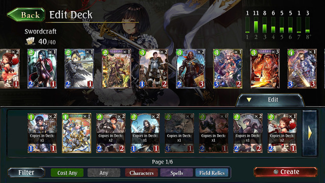 CygamesのTCG『Shadowverse』PC版がSteam Greenlightに登録、クロスプレイ対応か