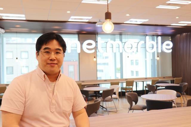 4PLATの姜在鎬(カン・ジェホ)CEO