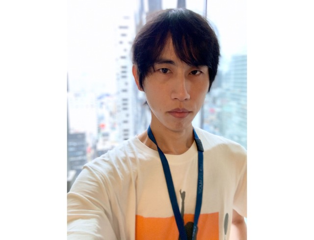 淡路滋氏(スクウェア・エニックス テクノロジー推進部 オンラインエンジニア)